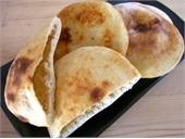 Pita Bread for Greek Souvlaki