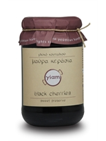 Yiam Cherry Preserve from Agia Village