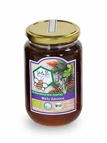 Fasilis Organic Forest honey from Arcadia