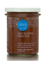 Rizes Sweet Red Pepper and Tomato Paste