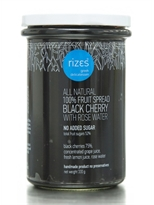 Rizes Black Cherry with Rose Water