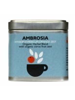 AMBROSIA Organic Herbal Blend with organic citrus fruit zest