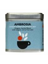 AMBROSIA Organic Herbal Blend with organic citrus fruit zest
