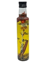 Mediterranean Flavour Greek  Extra Virgin Olive Oil With  Oregano and Chili