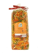 Chatzi Fusilli with 5 vegetables Homemade