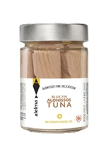 Alelma Blue Fin Alonissos Tuna in Sunflower Oil