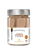 Alelma Spicy Blue Fin Alonissos Tuna in Sunflower Oil