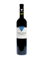 "Domain Evharis ""Merlot"" Red Dry Wine"