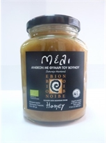 Ebion Organic Thyme and Wildflowers Honey