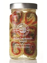 Lagadas Farm Greek Pickled Sushi Vegetables in Glass Jar