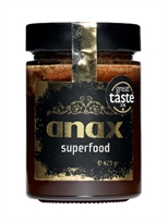 ANAX Superfood Original Patented Unpasteurized Raw Greek Honey Spread with Superfoods