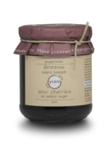 Yiam Sour Cherry Jam - Sugar Free
