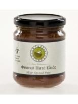 Amvrosia Gourmet Black Olive Pate