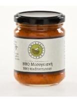 Amvrosia Gourmet BBQ Mediterranean Sauce