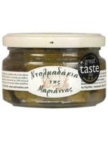 Marianna's Organic Stuffed Vine Leaves - Ntolmadakia