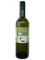 Ladopetra Organic Extra Virgin Olive Oil
