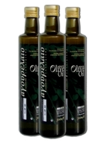 Ladopetra Organic Early Harvest Olive Oil of Chalkidiki
