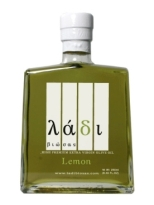Ladi Biosas Agrumato High Premium Extra Virgin Olive Oil with Lemon Flavor