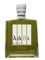 Ladi Biosas Agrumato High Premium Extra Virgin Olive Oil with Orange Flavor