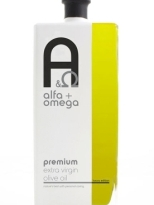 Αlfa and Omega Premium Extra Virgin Olive Oil