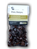 Ladopetra Organic Black Olives of Chalkidiki