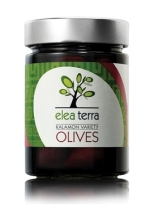 Elea Terra Kalamon Variety Olives (pitted)