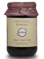 Yiam Sour Cherry Preserve