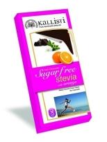 Koxyli Dark Chocolate with Orange and Stevia