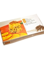 Kolionasios Baklava Individually Wrapped with Chocolate, Orange and Hazelnut, 5 pcs